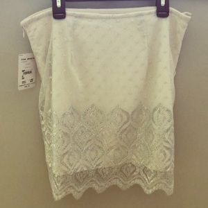 New with tags free people skirt